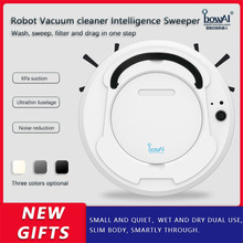 robot vacuum cleaner phoreal fr 601 110 240v vacuum cleaner for home 1000 pa suction vacuum cleaner wet and dry and mopping obowAI OB8 Robot Vacuum Cleaner 1800PA Poweful Suction 3in1 pet hair home dry wet mopping cleaning robot Charge vacuum