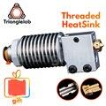 V6 резьбовой радиатор v6 вулкан hotend пульт дистанционного управления Bowen v6 вулкан hotend J-head Hotend Радиатор нагреватель блок тепловой пробой для E3D