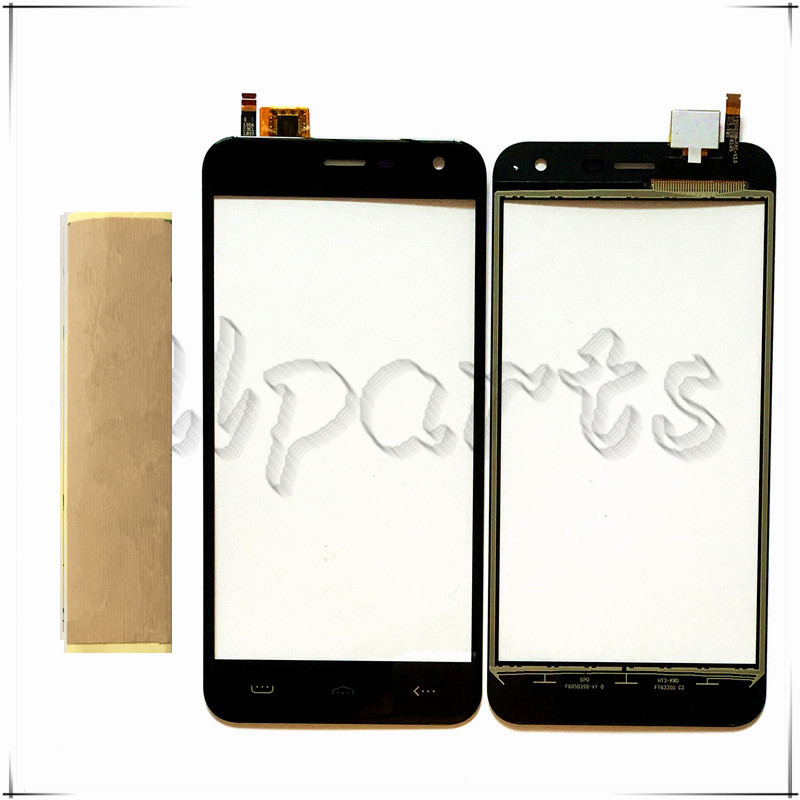 Syrinx Free Tape Touch Screen Digitizer For Homtom HT3 HT3 PRO Touch Panel Front Glass Sensor Touchscreen Replacement(China)
