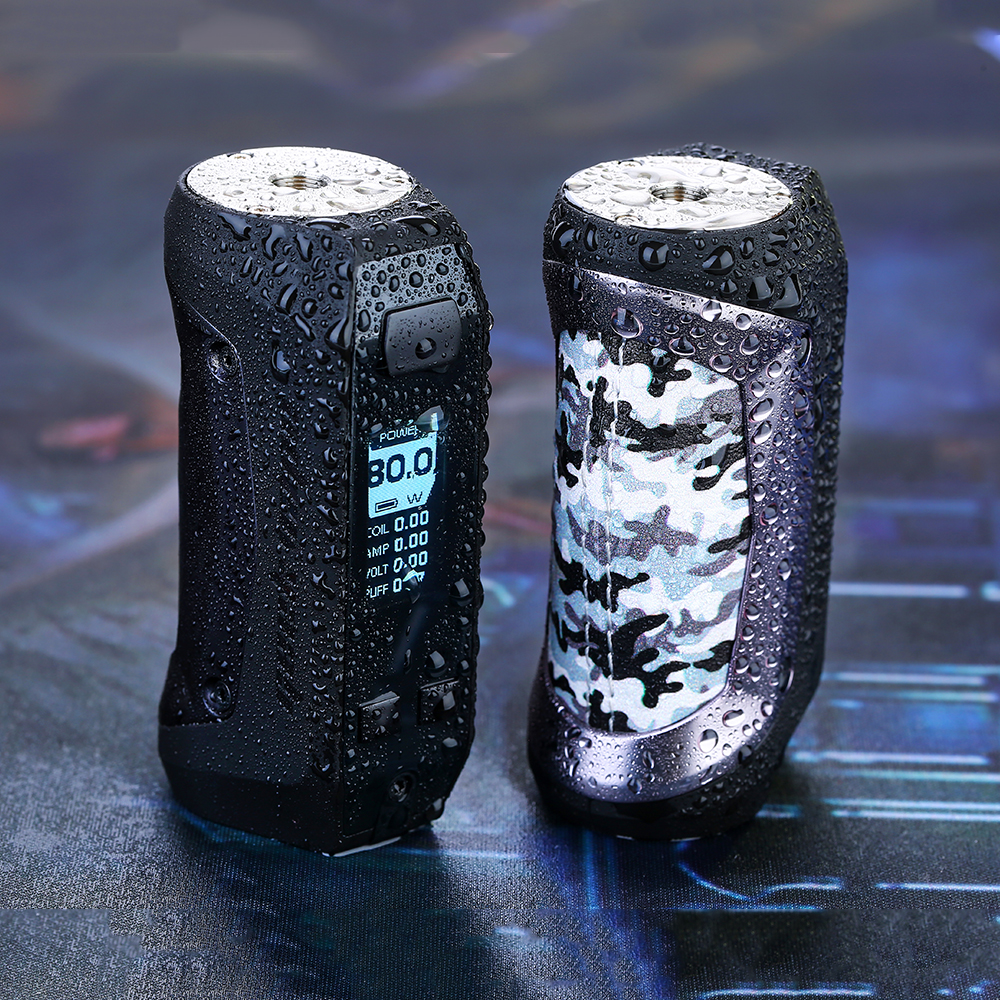 New Year Sale Original 80W Geekvape Aegis Mini Mod  2200mah Battery For Geekvape Cerberu Tank Vs Aegis Solo / Aegis Boost Drag 2