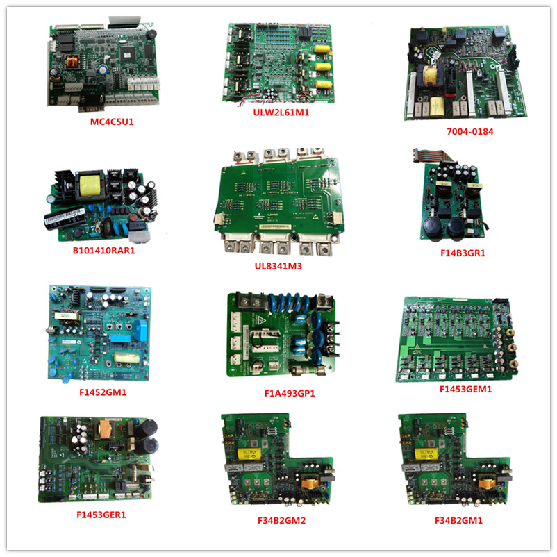 MC4C5U1| ULW2L61M1| 7004-0184| B101410RAR1| UL8341M3| F14B3GR1| F1452GM1| F1A493GP1| F1453GEM1|F1453GER1|F34B2GM2|F34B2GM1 Used