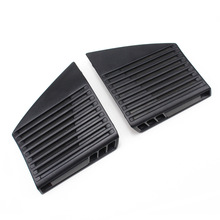 LARBLL Dashboard Speaker Grill Cover Dash Trim Left Right for VW VOLKSWAGEN GOLF JETTA MK2