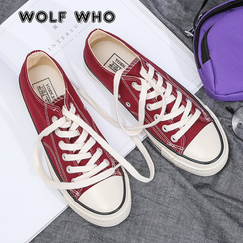 WOLF WHO Men Canvas Shoes 2019 Summer Trend Men's Casual Shoes Breathable Sneakers Male Walking Espadrilles Zapatos Hombre X-011