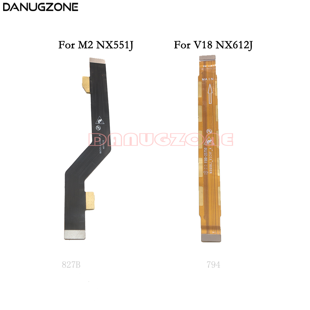 LCD Display Motherboard Cable Main Board Connect Flex Cable For ZTE Nubia M2 NX551j / V18 NX612J(China)