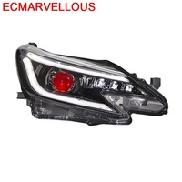 Turn Signal Accessory Assessoires Led Auto Drl Lamp Exterior Front Fog Headlights Rear Car Lights Assembly FOR Toyota MARK X
