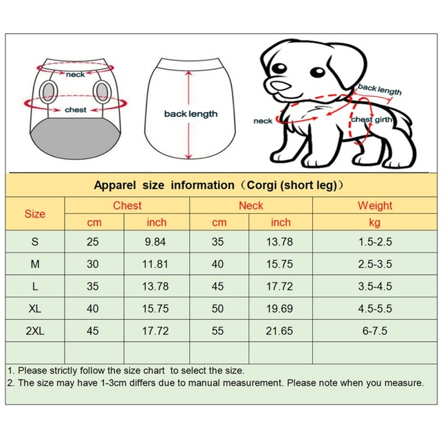 Pet Clothes For Small Dogs Waterproof Puppy 6