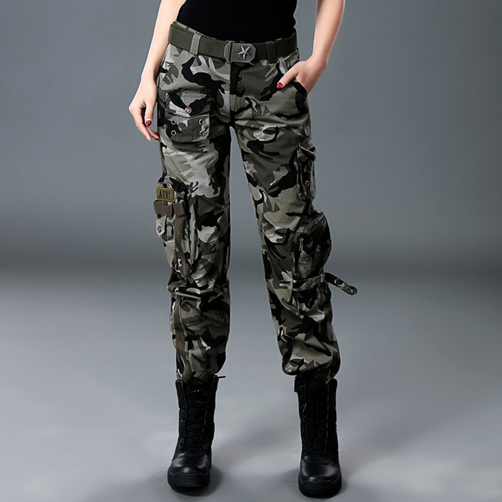 Pantalones Cargo Overoles Para Mujer Ropa Militar Pantalones Tacticos Pantalones Militares De Combate Ejercito De Camuflaje Estilo Camuflaje Pantalones Unisex 2020 Women Military Womens Military Styleover Trousers Aliexpress
