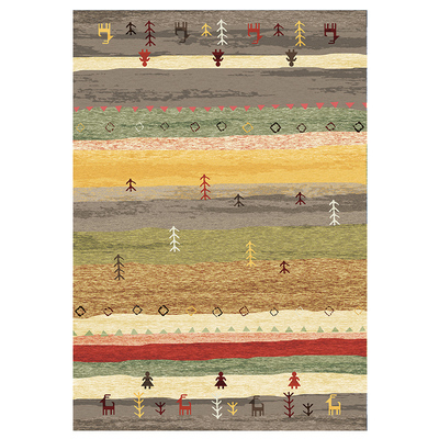 Bohème Mandala tapis ronds inde style tapis tapis pour salon chambre décor à la maison anti-dérapant tapis enfant