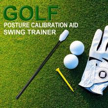 14.82 inch Golf Swing Trainer Beginner Gesture Alignment Correction Aids
