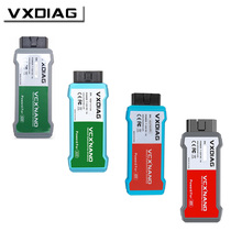 цена на VXDIAG VCX NANO for Ford/Mazda with IDS V114 & for Land Rover /Jaguar 2 in 1 Software SDD V158 with USB/WiFi