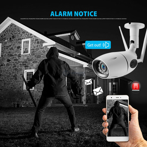 Image 3 - HD 1080P 5MP IP Camera WIFI Wireless ONVIF CCTV Bullet Network Camera Outdoor Two Way Audio Micro SD Card Slot Max 64G P2P iCsee