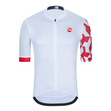 2021 Hot Sale Summer Pro Team Cycling Jersey Men's Bicycle Jersey Mtb Breathable Bike Cycling Clothing Shirt Maillot Ciclismo