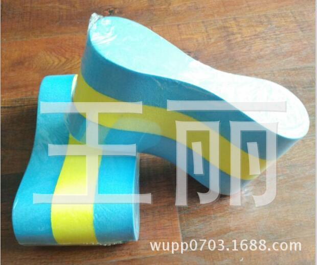 8-Word Board Flutter Board Pull Buoy Swimming Clip Leg Flutter Board