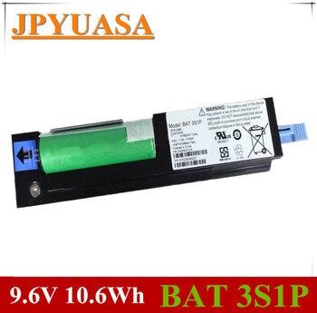 7XINbox 9.6V 10.6Wh 1100mAh BAT 3S1P Original Battery For Dell E5400 E5500 Controller-Drive P43543-10-A 3IFR19/66 Series