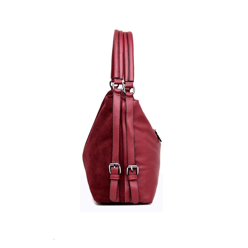 ombro feminina casual bolsa mensageiro superior-lidar com
