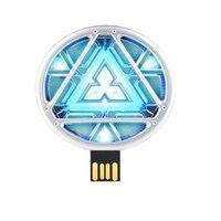 Creative Avengers Iron Man HandHammerHulk Usb Flash Drive 2.0 High Speed Flash Memory Card Pendrive 128G 256GB 512GB Pen Drive