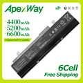 Apexway 6 Celle 11.1v batteria Del Computer Portatile Per ASUS Eee PC 1011B A32-1015 1011BX 1011C 1011CX 1011P 1011PDX 1011PD 1011PN 1011PX
