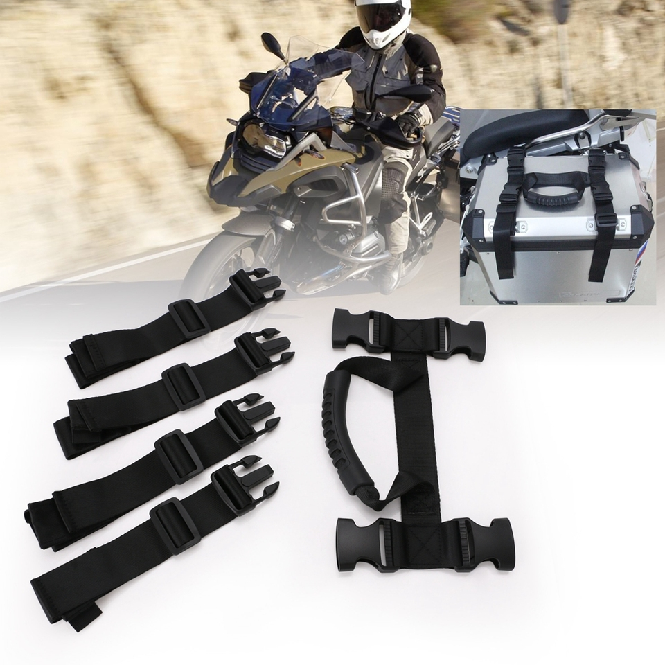 Cicony Motorcycle Side Box Griff f/ür BMW R1200GS LC ADV Adventure F700GS F800GS