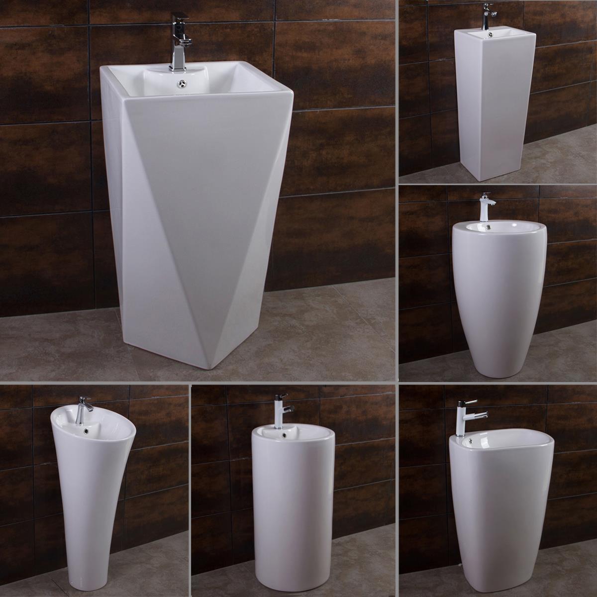 Mobel Salle De Bain us $236.11 23% off|umywalka bassin fregadero salle bain de para da appoggio  banyo waschtisch bathroom basin lavabo sink cuba pia banheiro washbasin-in