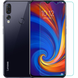 На Алиэкспресс купить стекло для смартфона 2.5d 9h premium tempered glass for lenovo z5s 6.3дюйм. screen protector protective film cover