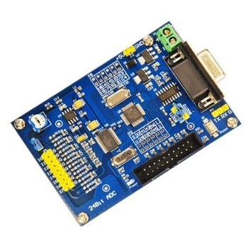 High Precision Acquisition Module ADS1256+STM32F103C8T6 Industrial Control New Learning Board 24 Bit ADC Power Supply