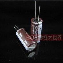 10PCS NEUE NICHICON PW 63V2200UF 18X40MM elektrolytkondensator 63V 2200UF hochfrequenz lange lebensdauer 2200uF/63V
