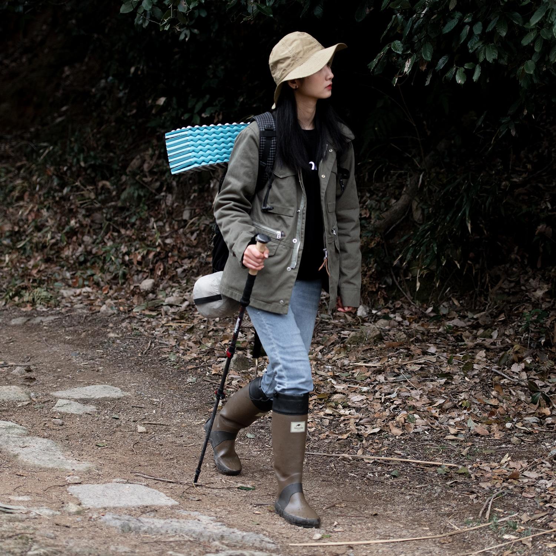 Fishing Boots Rain Boots Men Women 6