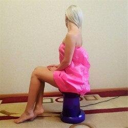 Портативное Yoni влагалище мини устройство для паровой фумигации iInstrument вагинальная детоксикация пара гинекологическое медицинское для жен...