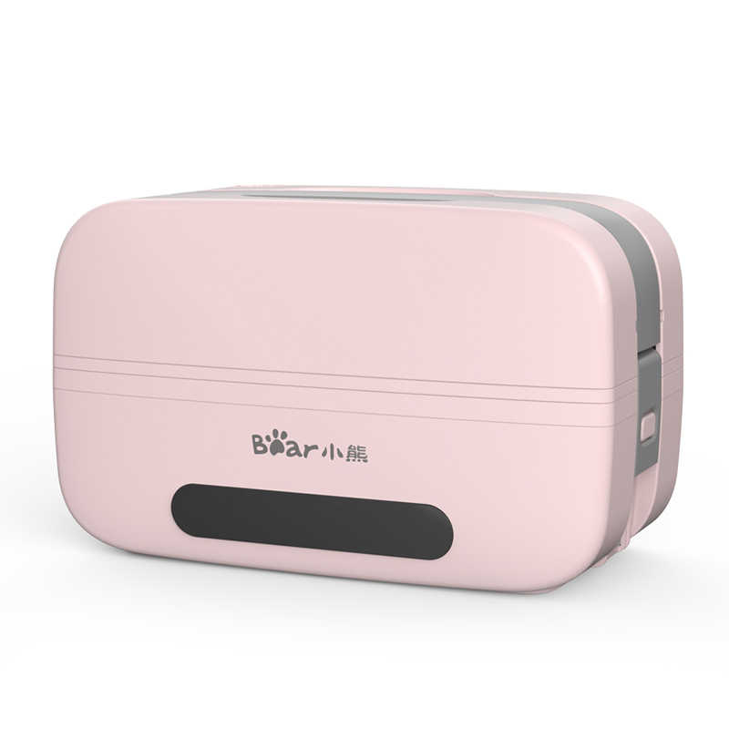 Portable Electric Lunch Box Rice Cooker Lunch Box Intelligent Reservation Timing Cooking Insulation Vacuum Seal Anti-dry
