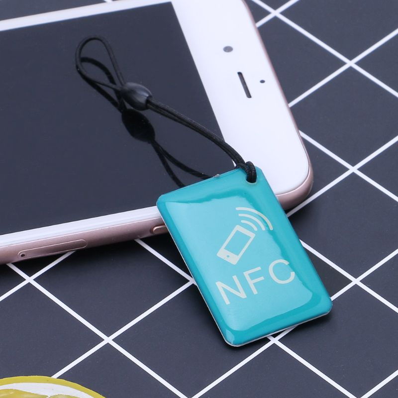 Hc2aa7bbfca3d480c99bd591c157d0c1dD Waterproof NFC Tags Lable Ntag213 13.56mhz RFID Smart Card For All NFC Enabled Phone Patrol attendance access