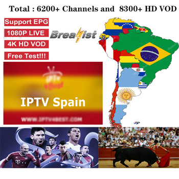 Spain Iptv Germany Arabic Portugal Latino Belgium Spanish IPTV Subscription MAGNUM for Android box smart tv Enigma 2 Series VOD