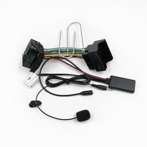 Audio-Adapter Radio Bluetooth-Module AUX-IN Biurlink RD4 12pin Peugeot 207 Citroen C2