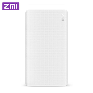 Image 1 - ZMI 5000mAh Powerbank external battery portable charging Two way Quick Charge QC 2.0 mini Power Bank for iPhone Xiaomi