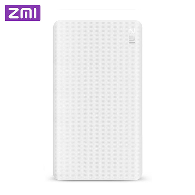 ZMI 5000mAh Powerbank external battery portable charging Two way Quick Charge QC 2.0 mini Power Bank for iPhone Xiaomi