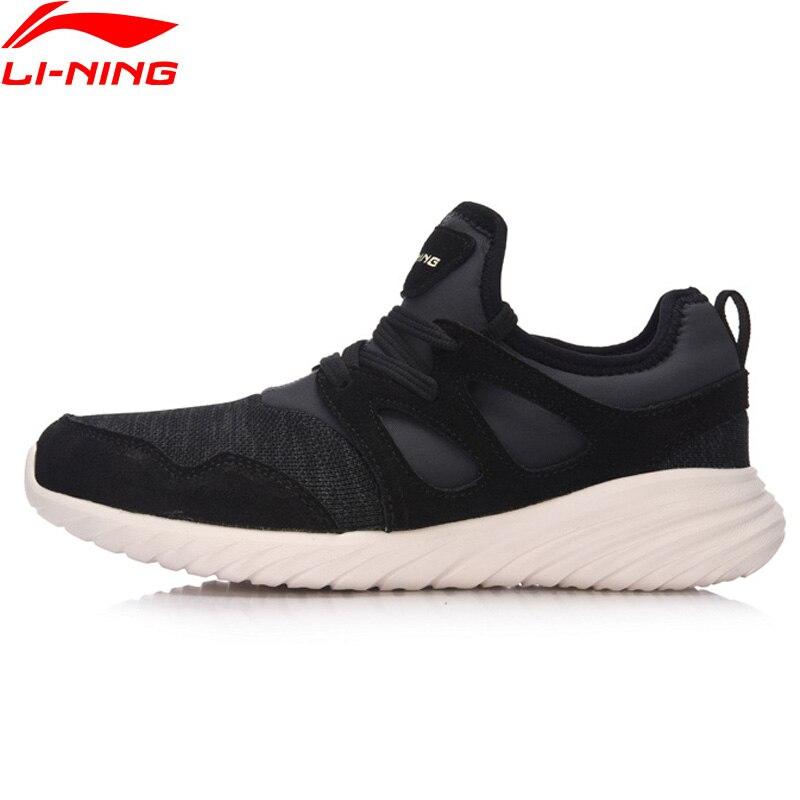 (Break Code)Li-Ning Glory Series Women Walking Shoes LiNing Li Ning Comfort Sneakers Light Weight Sport Shoes AGCM132 YXB082