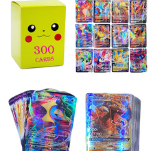 Pokemon-Card VMAX French-Version Gx 300pcs 100-Tag Team-200 20-Ex-20mega 150-V Featuring