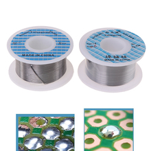 50g Welding Solder Wire High Purity Low Fusion Spot 1.0mm Soldering Wire Roll