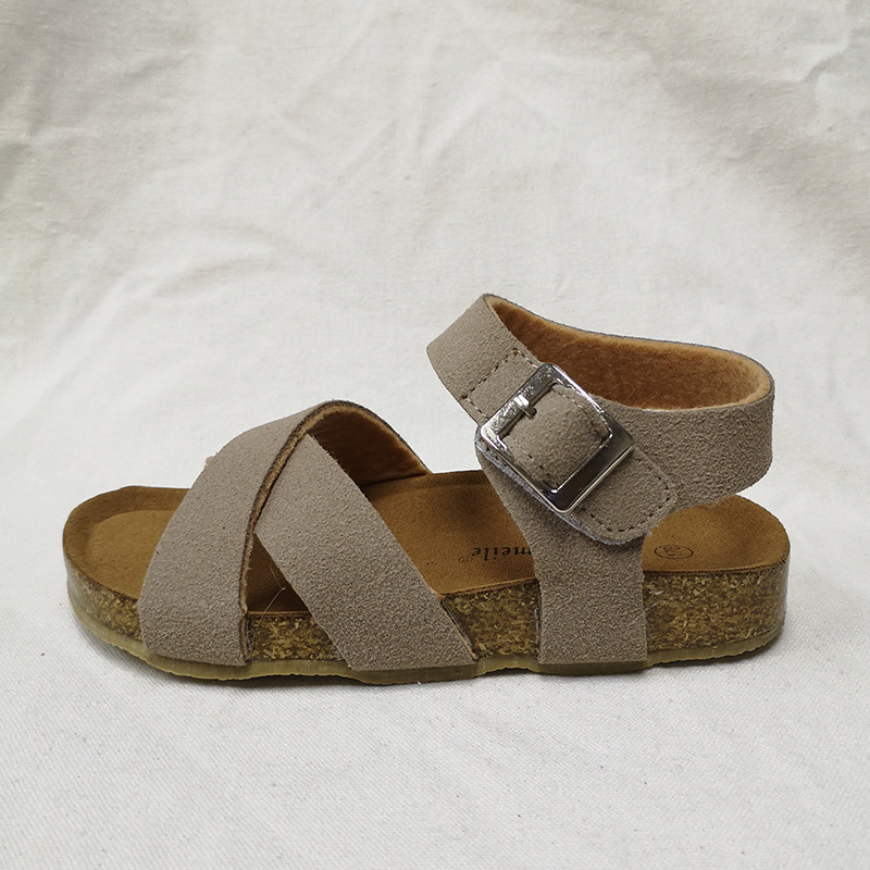 CHILDREN'S Sandals Korean-style BOY'S Versatile Summer New Products Baby Girls Kid's Shoes