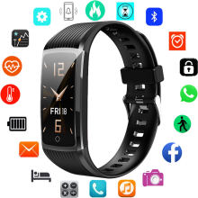 Sports smartwatch men women smart watch bluetooth smart bracelet Android IOS phone fitness bracelet Wristband clock heart rate(China)