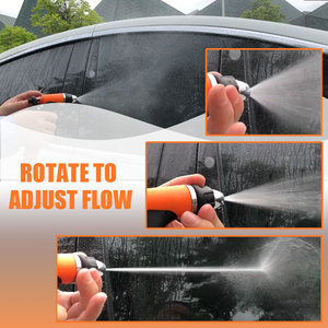 Image 4 - Car Wash 12V Car Washer Gun Pump High Pressure Cleaner Car Care Portable Washing Machine Electric Cleaning Auto Device