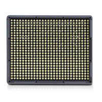 Aputure Amaran HR672C LED Luz de vídeo CRI95 + 672 Led Panel de luz ajuste de temperatura de brillo con Control remoto inalámbrico