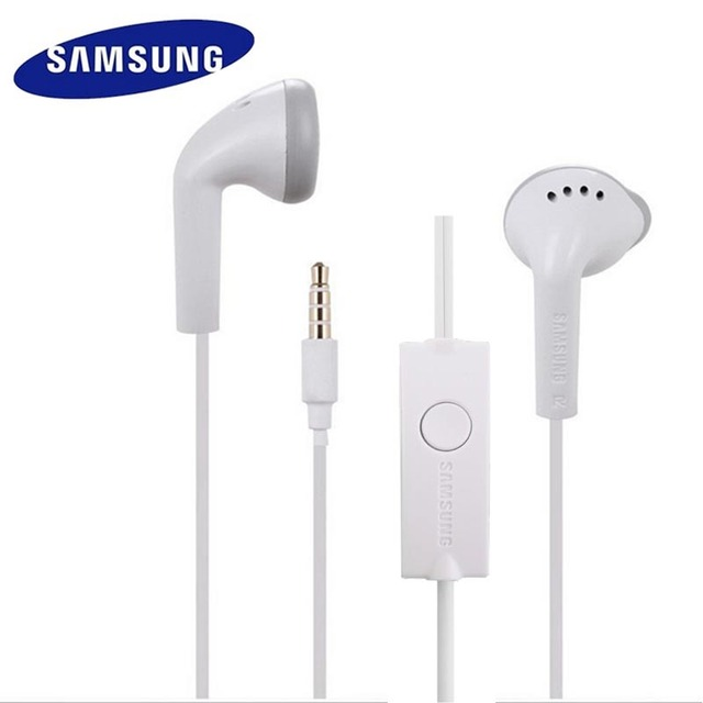 SAMSUNG EHS61 in ear Earphone Wired with Microphone for Samsung S5830 S7562 for xiaomi earpiece for HUAWEI smart phone earphones