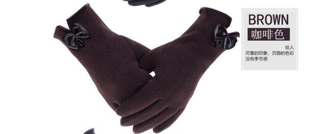 Women Touch Screen Glove...