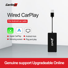 Carlinkit Apple Carplay/Android Auto Usb Dongle Voor Android Systeem Auto Stereo Head Unit Ondersteuning Spiegel-Link Online kaart Muziek(China)