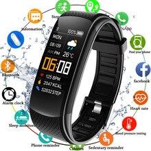 2020 Smart Watch Men Women Sport Smartwatch Blood Pressure Heart Rate Monitor Electronic Fitness Tracker Watch Ip67 Waterproof