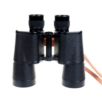 Lornetka o wysokiej jasności 15X50 lornetka Hd o dużej mocy do polowania na zewnątrz lornetka z noktowizorem tanie i dobre opinie Lornetki