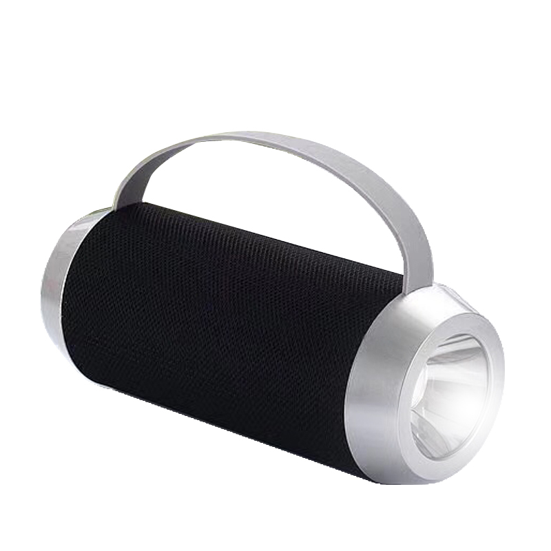 Flashlight Wireless Bluetooth <font><b>Speaker</b></font> Outdoor Portable <font><b>Speakers</b></font> with MIC Support FM Radio TF USB Hands-free Subwoofer JBBL image