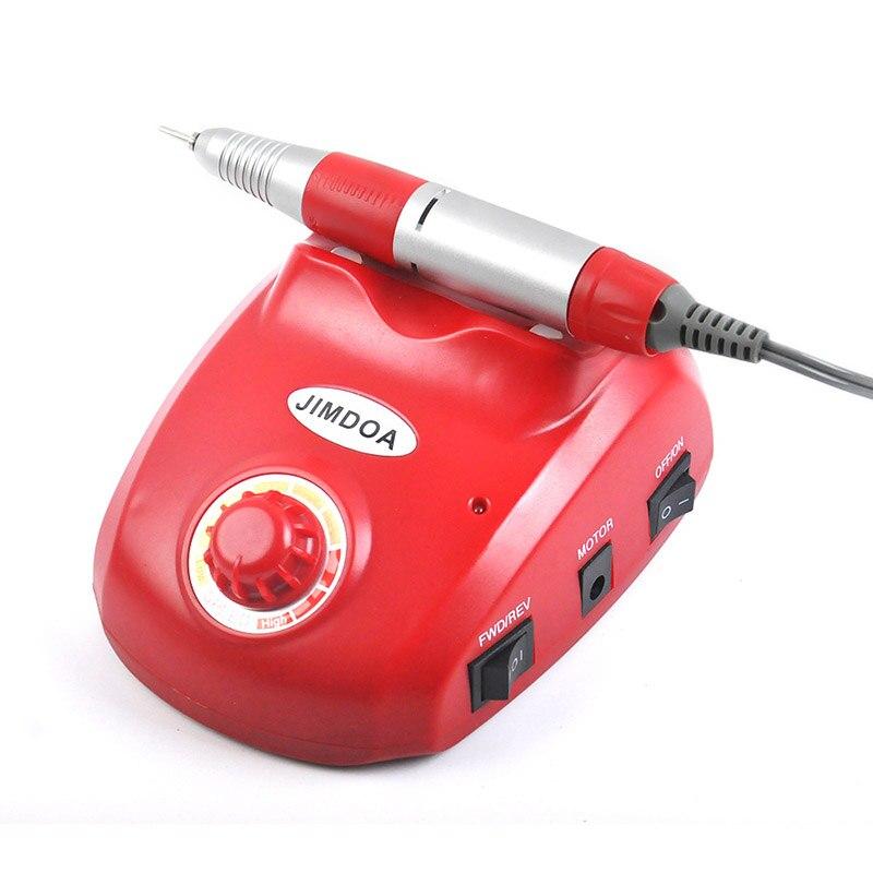 Electric Nail Broca Manicure Máquina de Aparelhos