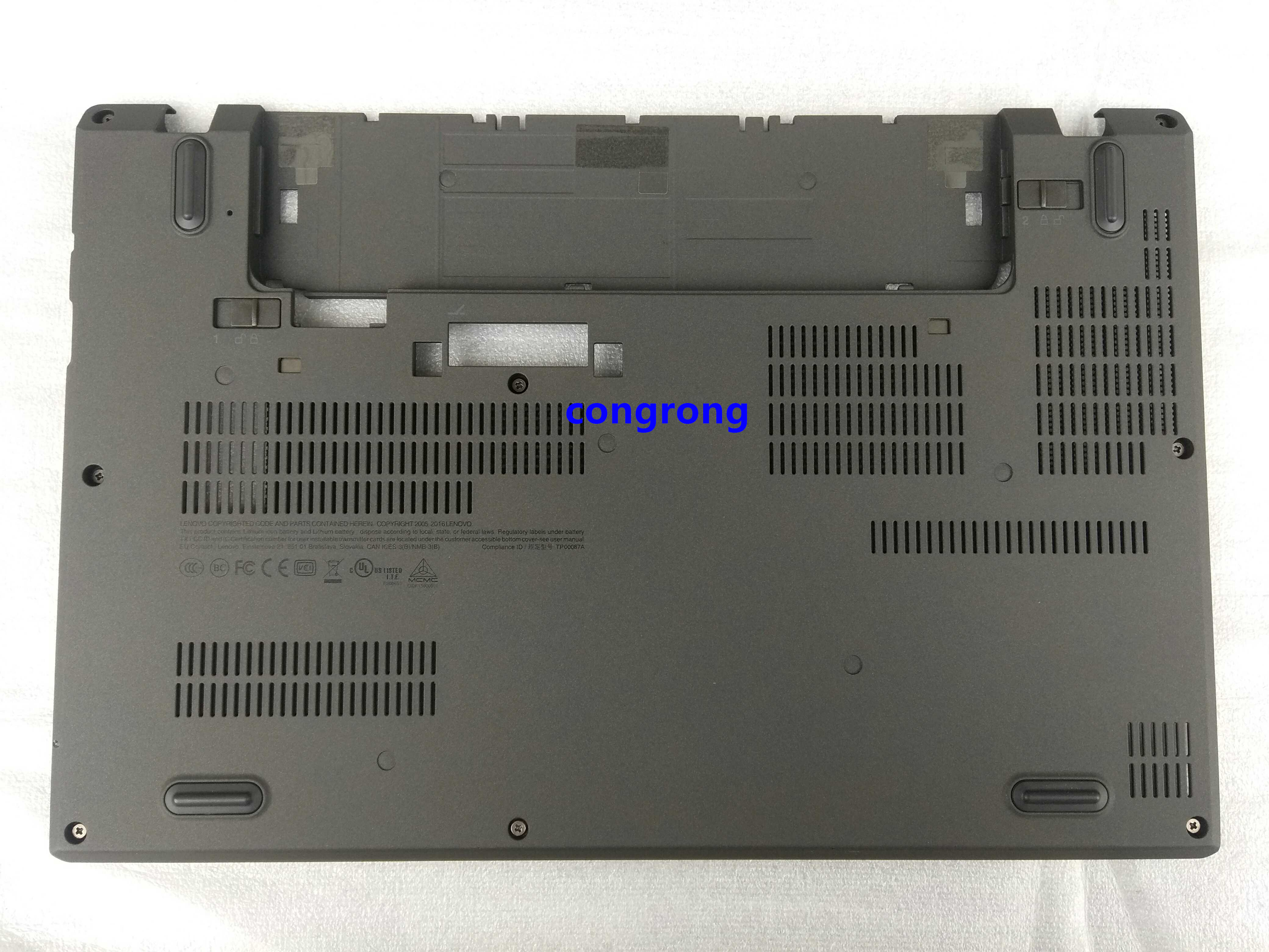 Repalcement for hp 340 345 248 G1 G2 Laptop Base Bottom Cover Lower Case 746649-001