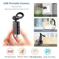 Wifi IP Kamera USB Full HD 1080P P2P Kamera Mit SD card slot Wolke Lagerung Smart Überwachung Motion Erkennen alarm